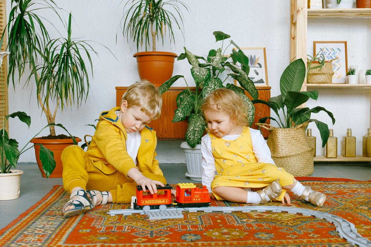 O czym pamiętać podczas zakupu dywanu dziecięcego?